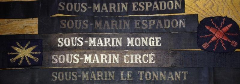 [LES TRADITIONS DANS LA MARINE] LES RUBANS LÉGENDÉS - Page 5 Img_1011