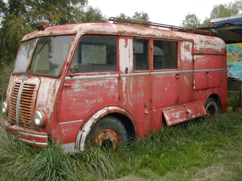 Berliet GLA 19 FIN Camion10