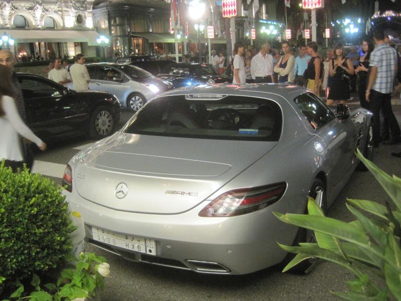 Mercedes SLS descendante des 300 SL papillon - Page 3 Img_3511
