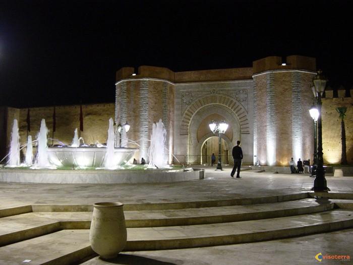 Le Maroc en photos. Bab-el11