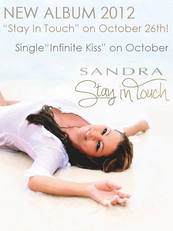 [Musique] Sandra - Nouvel album Stay In Touch Sandra10