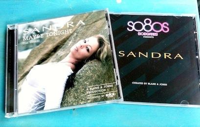 [Musique] Sandra - Nouvel album Stay In Touch Sandra12