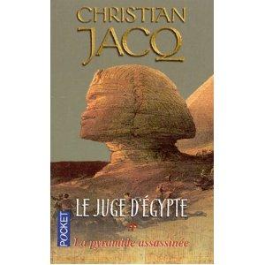 LE JUGE D'EGYPTE (Tome 1) LA PYRAMIDE ASSASSINEE de Christian Jacq 51jz2b11
