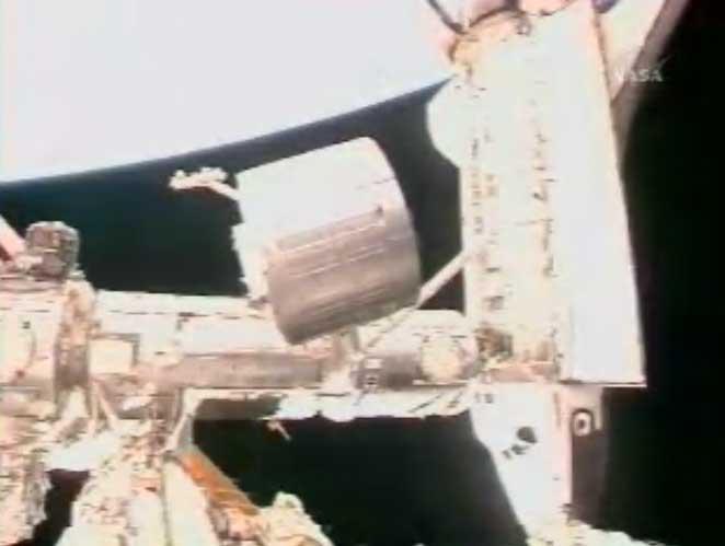 [STS123] EVA1 Jlp110