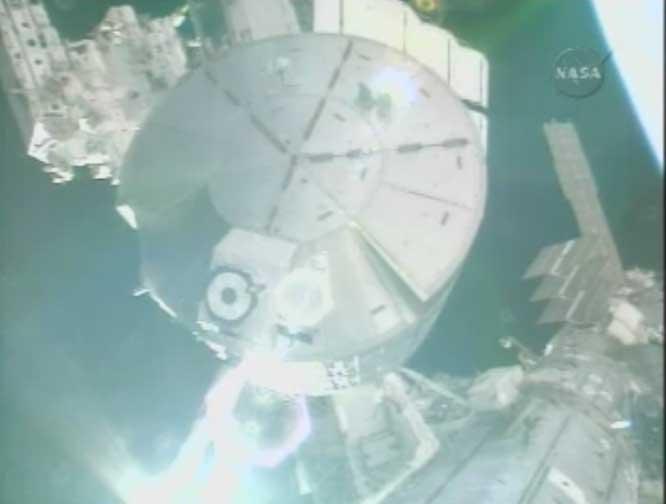 [STS123] EVA1 Jlp310