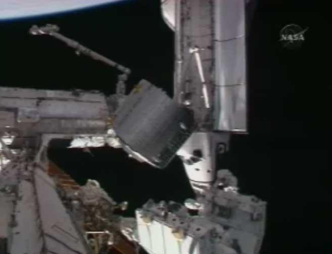 [STS123] EVA1 Jlp410