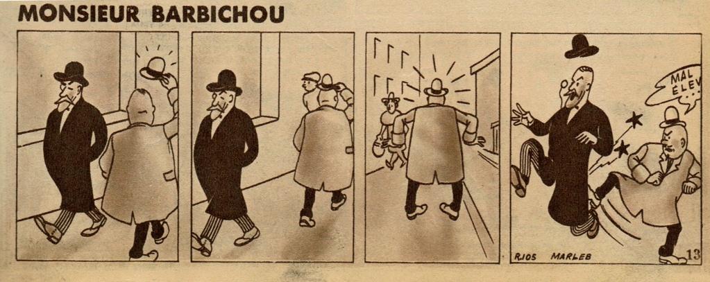 Monsieur Barbichou Marleb13