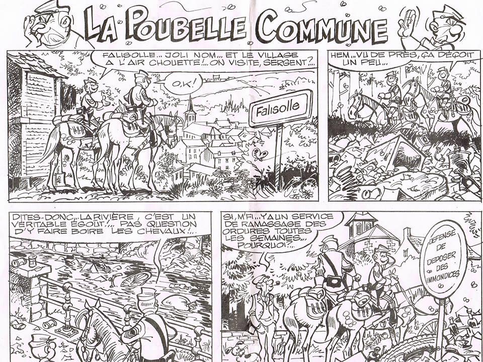 La carrière de Lambil - Page 2 Poubel11