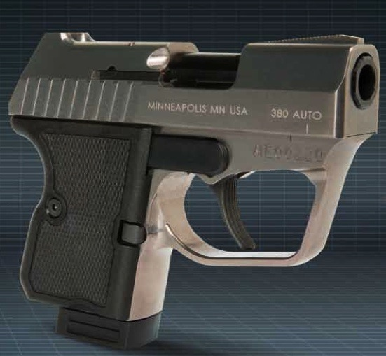 Micro Desert Eagle de Magnum Research Micro-10
