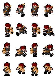 Characters Naruto Gaarad10