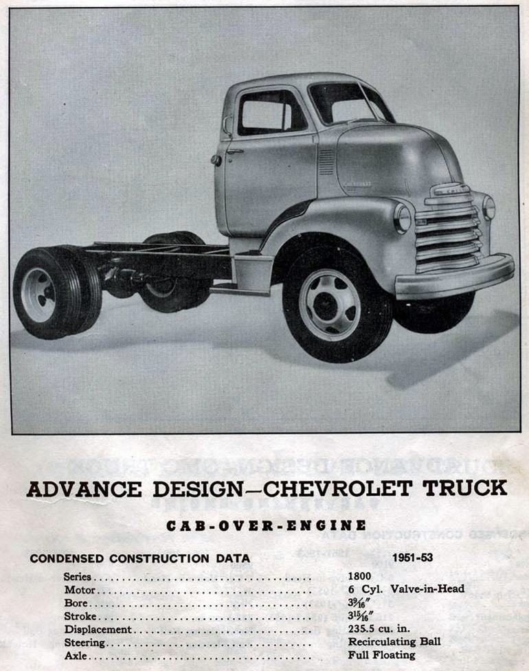 le CHEVY 1948 COE Chev_c13