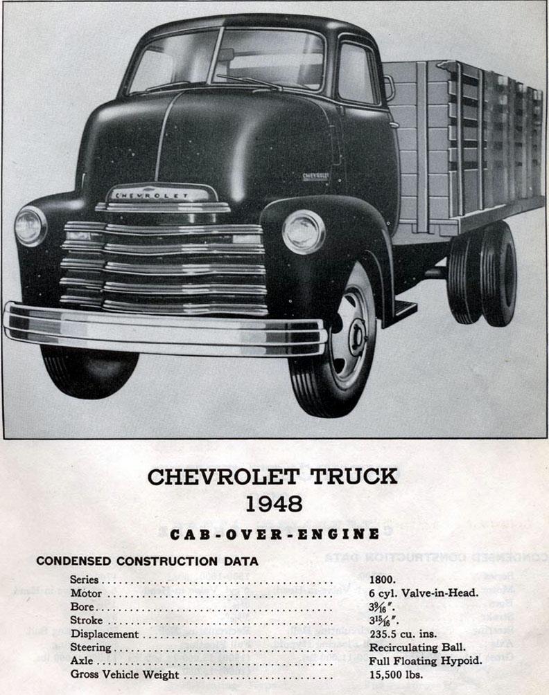 le CHEVY 1948 COE Chev_c14