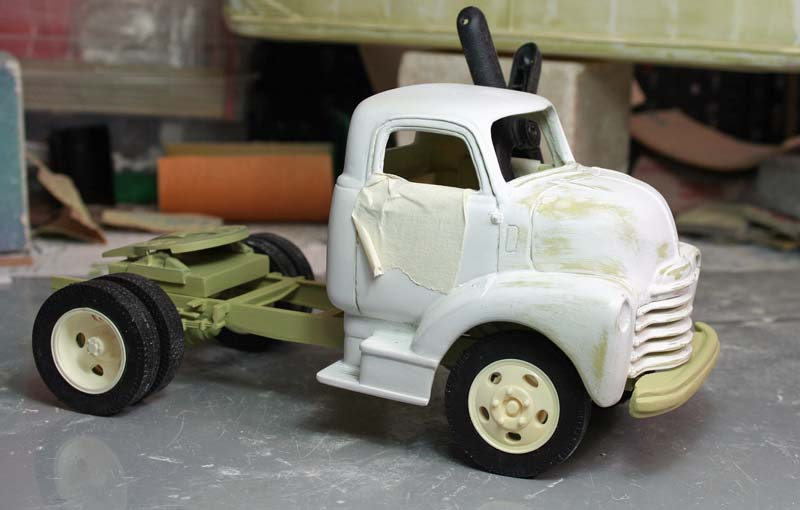 """CHEVY 1948 COE """"tracteur"""" :  Terminé !!!!   (13 / 01 / 13) - Page 4 Img_3210"""