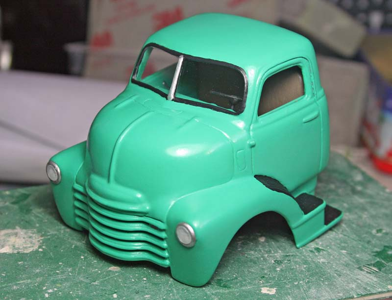 "CHEVY 1948 COE ""tracteur"" :  Terminé !!!!   (13 / 01 / 13) - Page 5 Img_5420"