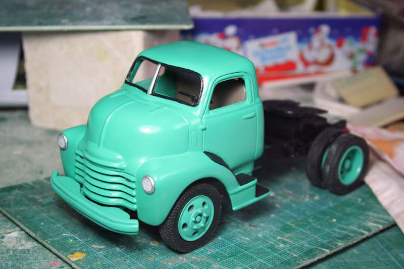 "CHEVY 1948 COE ""tracteur"" :  Terminé !!!!   (13 / 01 / 13) - Page 5 Img_5421"