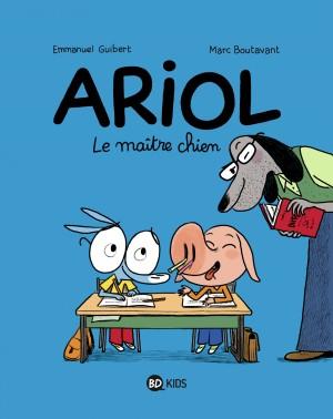 Ariol d'Emmanuel Guibert et Marc Boutavant Ariol-10