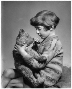 Winnie l'Ourson d'A.A. Milne Christ10
