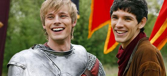 Vos amitiés préférées du petit écran! Merlin10