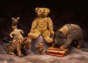 Winnie l'Ourson d'A.A. Milne Pooh-310
