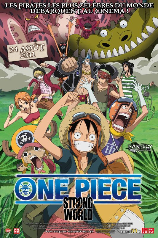 ONE PIECE : STRONG WORLD - Japon - 31 Aout 2011 19768310