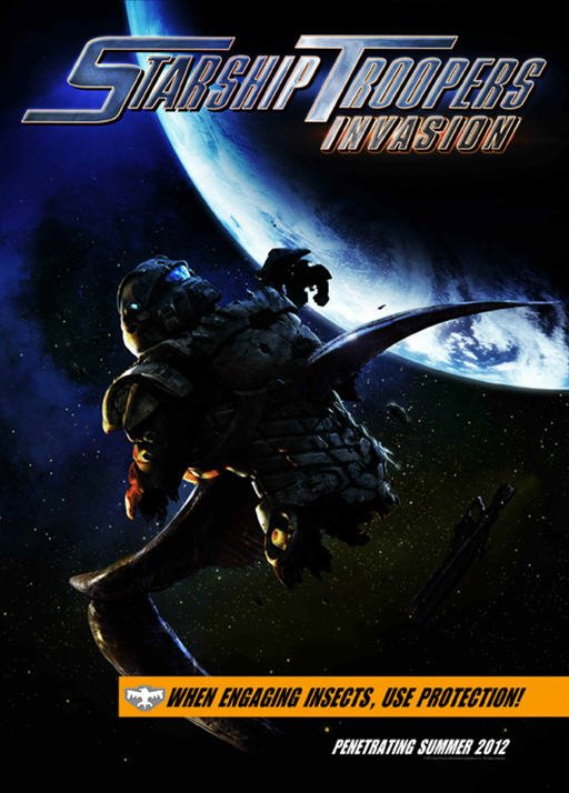 STARSHIP TROOPERS INVASION - Sony Pictures - été 2012 29421310