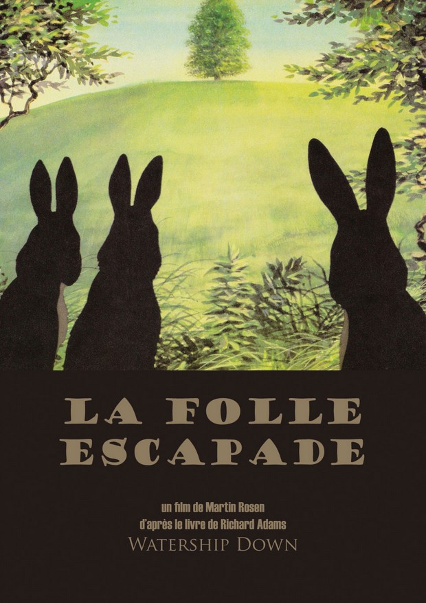 WATERSHIP DOWN - Nepenthe Productions - 1978 - 2012 Aff_es10