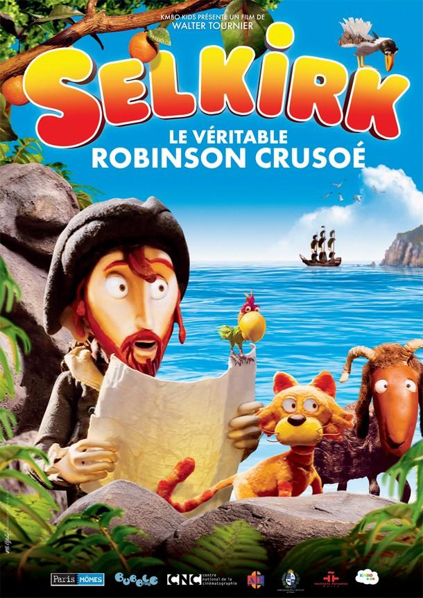 SELKIRK, LE VERITABLE ROBINSON CRUSOE - 03 février 2012 Affich15