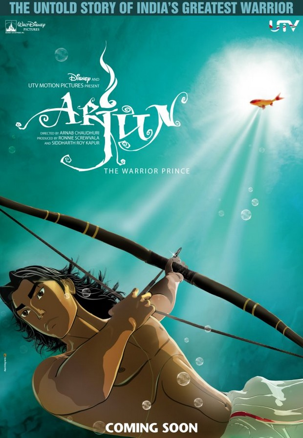 ARJUN, THE WARRIOR PRINCE - Disney/UTV - 25 mai 2012 - Arjun_10