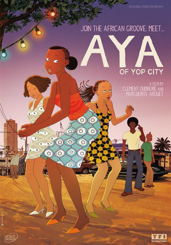 AYA DE YOPOUGON - Autochenille Production - 17 juillet 2013 Aya_de10