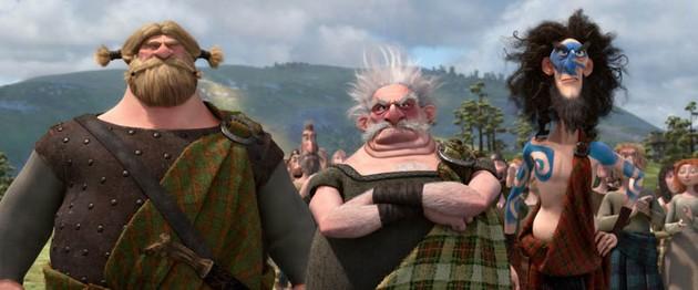 BRAVE - Pixar-Disney - le 15 juin 2012 - Brave210