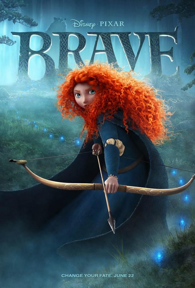 BRAVE - Pixar-Disney - le 15 juin 2012 - Bravep10