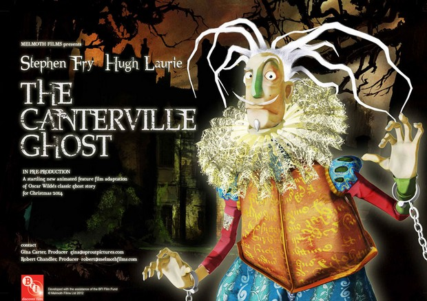 THE CANTERVILLE GHOST - Melmoth films - Décembre 2014 Canter10