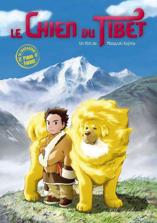 THE TIBETAN DOG - Chine/Japon - 2011 Chient10