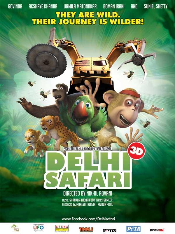 DELHI SAFARI - Inde - 19 octobre 2012 Delhi_11