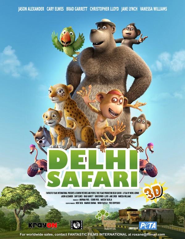 DELHI SAFARI - Inde - 19 octobre 2012 Delhis10
