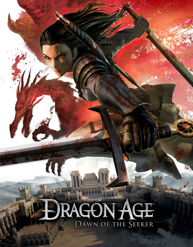 DRAGON AGE - T.O Entertainment/Bioware 11 février 2012 - Dragon10