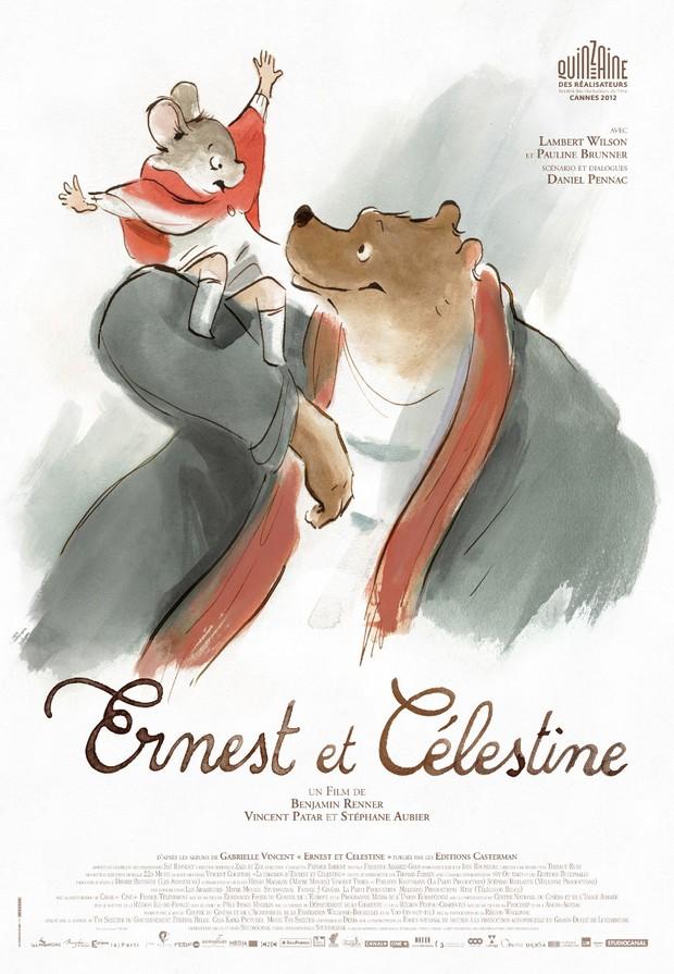 ERNEST ET CELESTINE - France/Belg/Lux - 12 décembre 2012 Ernest14