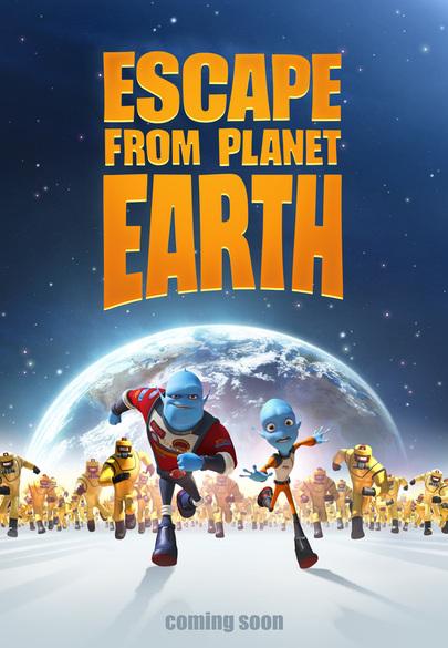 ESCAPE FROM PLANET EARTH - Rainmaker Ca. - 14 February 2013 Escape13