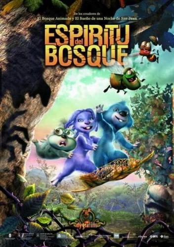 ESPIRITU DEL BOSQUE - 2007 - Espiri10