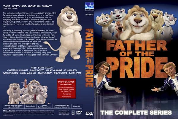 FATHER OF THE PRIDE - La Série - 2004 - Father10