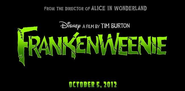 FRANKENWEENIE - Tim Burton - Disney - 05 octobre 2012 - Franke10