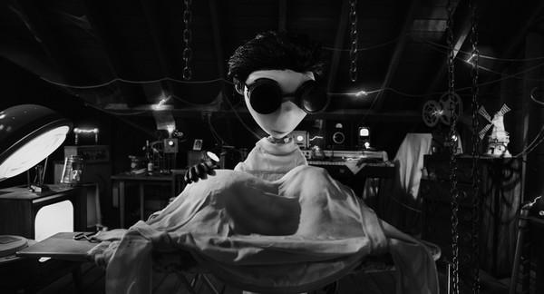 FRANKENWEENIE - Tim Burton - Disney - 05 octobre 2012 - Franke12