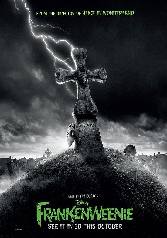 FRANKENWEENIE - Tim Burton - Disney - 05 octobre 2012 - Franke14