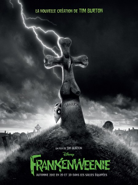 FRANKENWEENIE - Tim Burton - Disney - 05 octobre 2012 - Franke16