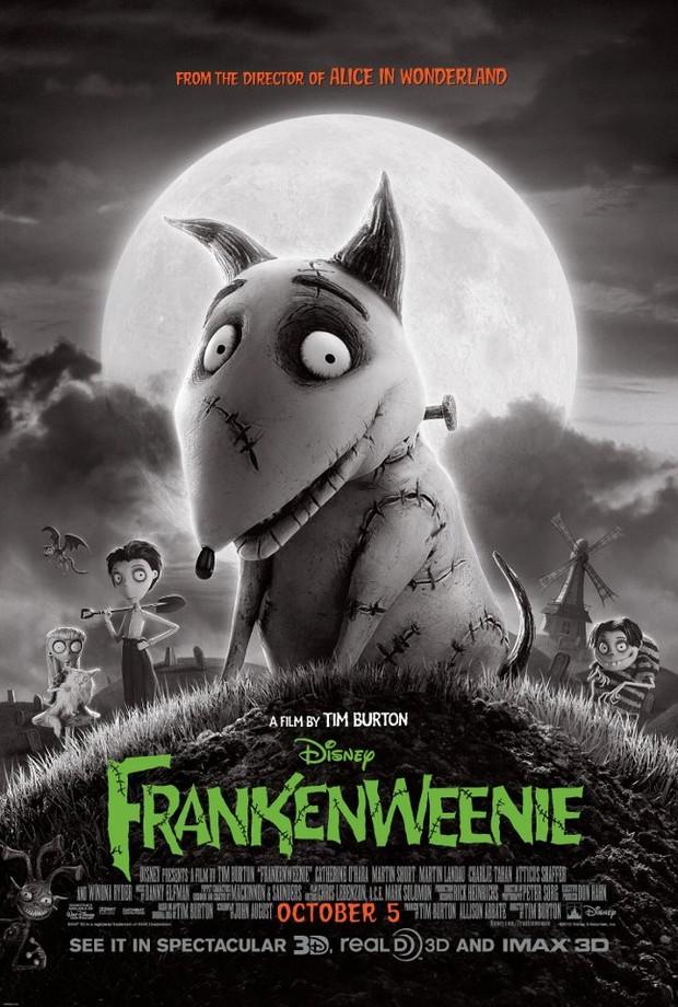 FRANKENWEENIE - Tim Burton - Disney - 05 octobre 2012 - Franke17