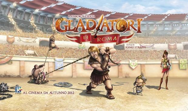 GLADIATORI DI ROMA - Rainbows - 18 octobre 2012  Gladia11