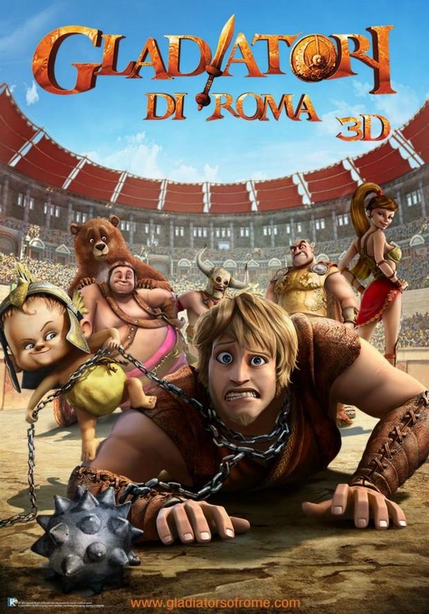 GLADIATORI DI ROMA - Rainbows - 18 octobre 2012  Gladia12