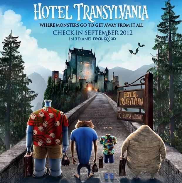 HOTEL TRANSYLVANIA - Sony Pictures - le 13 février 2013 - H-tran10