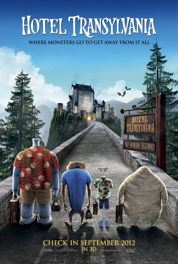 HOTEL TRANSYLVANIA - Sony Pictures - le 13 février 2013 - Hotel-10