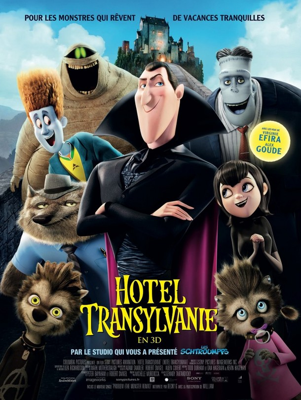 HOTEL TRANSYLVANIA - Sony Pictures - le 13 février 2013 - Hotel_11